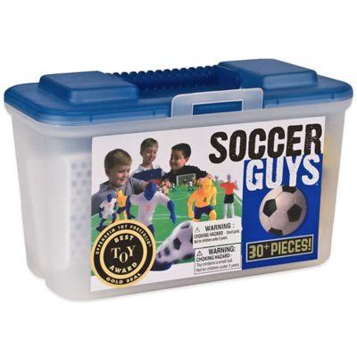 Kaskey Kids 30-Piece Soccer Guys