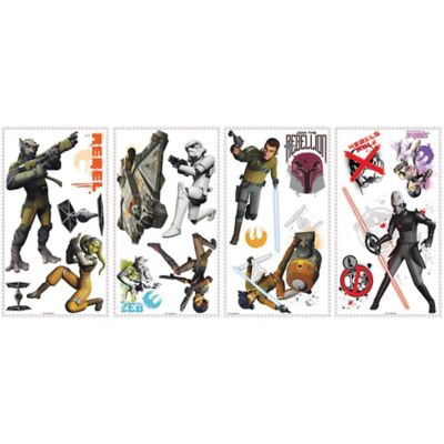 Disney® Star Wars™ Rebels Peel and Stick Wall Decals