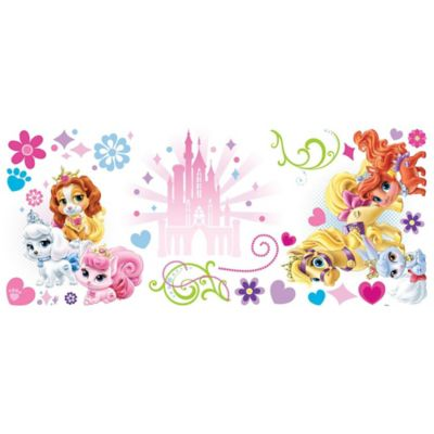 Disney® Princess Palace Pets Wall Graphic Decals