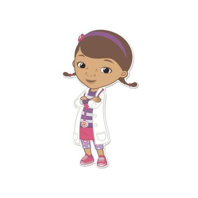 Disney® Junior Doc McStuffins 3D Foam Wall Decals