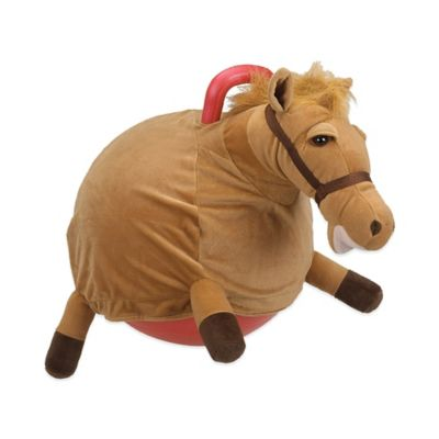 Charm Company Petey Pony Hopper Ball