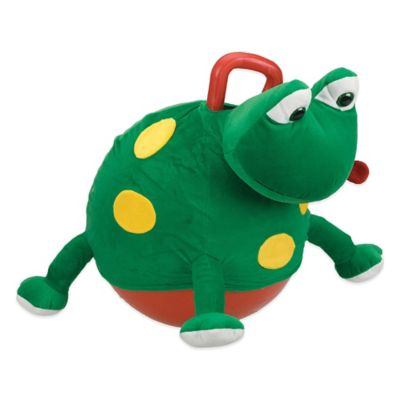 Charm Company Freddy Frog Hopper Ball