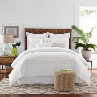 Real Simple® Boden European Pillow Sham in White