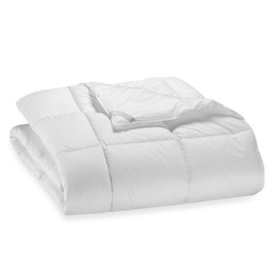 Barbara Barry® Down Illusion King Down Alternative Comforter in White