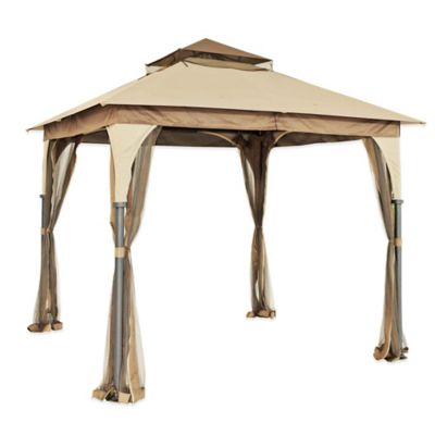8-Foot x 8-Foot Magma Gazebo in Tan