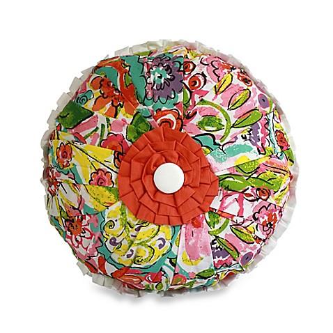 Round Decorative Pillow Set : Buy Dena Home Dakota Reversible Round Throw Pillow from Bed Bath & Beyond