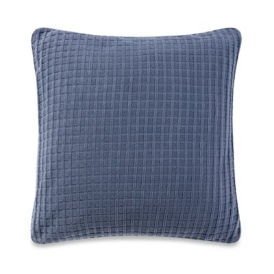 Real Simple® Parker Square Throw Pillow in Navy