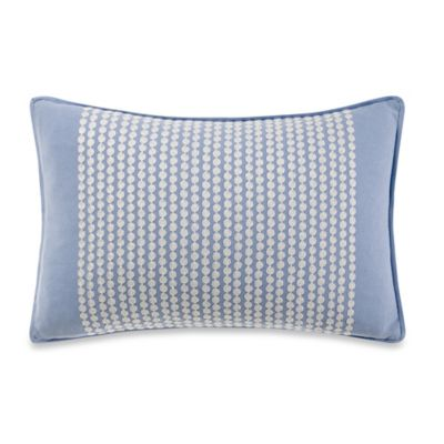 Real Simple® Parker Breakfast Throw Pillow in Blue