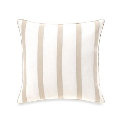 Real Simple® Boden Square Throw Pillow in Pale Blue