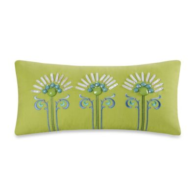 Lime Green Decorative Pillow