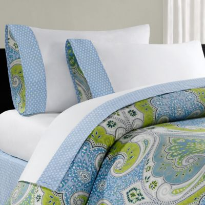 Echo Design™ Sardinia Queen Sheet Set