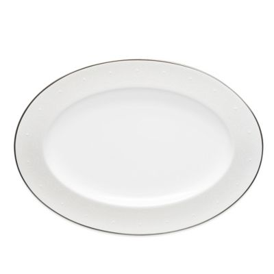 Noritake® Ventina 12-Inch Oval Platter