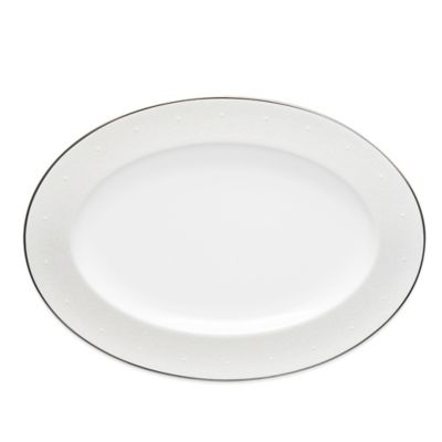 Noritake® Ventina 14-Inch Oval Platter