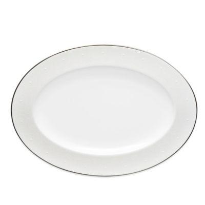 Noritake® Ventina 16-Inch Oval Platter