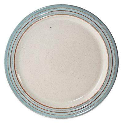 Denby Pavilion Dinner Plate in Blue