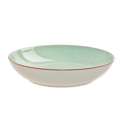 Denby Heritage Orchard Pasta Bowl in Green