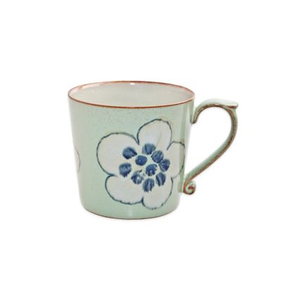 Denby Heritage Orchard Accent Mug in Green