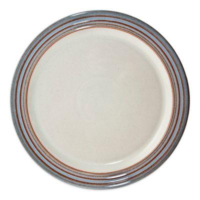 Denby Heritage Terrace Dinner Plate in Grey