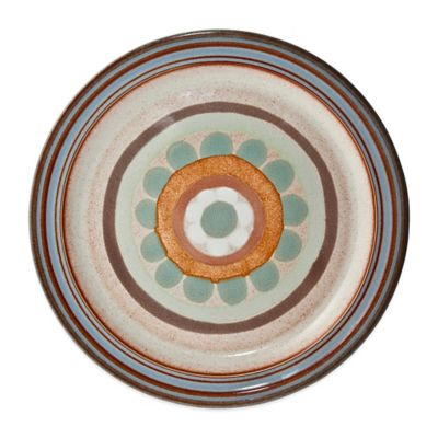 Denby Heritage Terrace Accent Plate in Grey