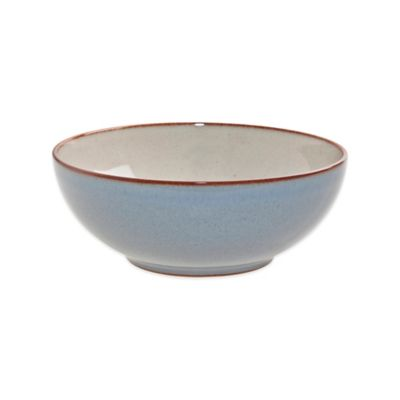 Denby Heritage Terrace Soup Bowl in Grey