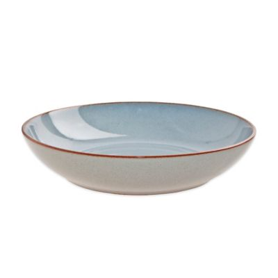 Denby Heritage Terrace Pasta Bowl in Grey