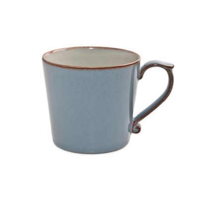 Denby Heritage Terrace Large Mug in Grey
