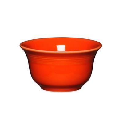 Fiesta® Bouillon Bowl in Poppy