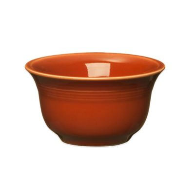 Fiesta® Bouillon Bowl in Paprika