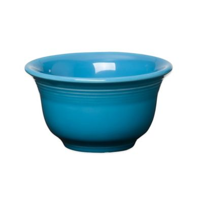 Fiesta® Bouillon Bowl in Peacock