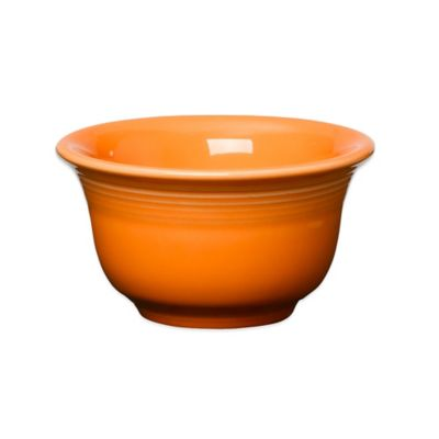 Fiesta® Bouillon Bowl in Tangerine