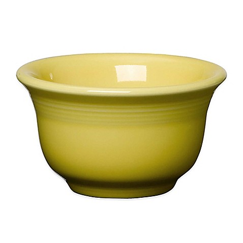 Buy Fiesta 174 Bouillon Bowl In Sunflower From Bed Bath Amp Beyond