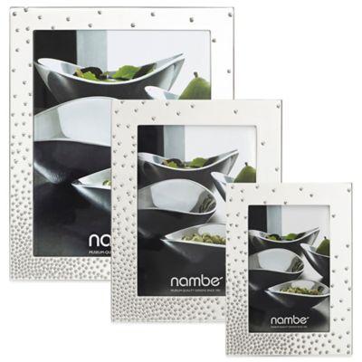 Nambe 4-Inch x 6-Inch Dazzle Frame