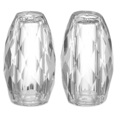 Oleg Cassini Reflections Salt & Pepper Set