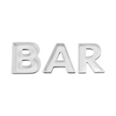 White Bar Tools & Accessories