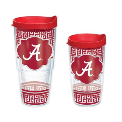 Tervis® University of Alabama Geometric Wrap 16 oz. Tumbler with Lid