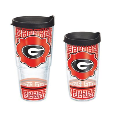 Tervis® University of Georgia Bulldogs Geometric Wrap 16 oz. Tumbler with Lid