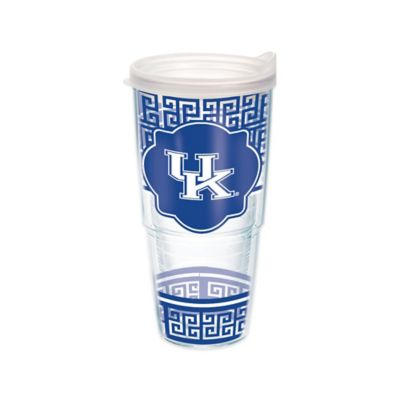 Tervis® University of Kentucky Geometric Wrap 24 oz. Tumbler with Lid