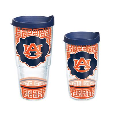 Tervis® Auburn University Geometric Wrap 16 oz. Tumbler with Lid
