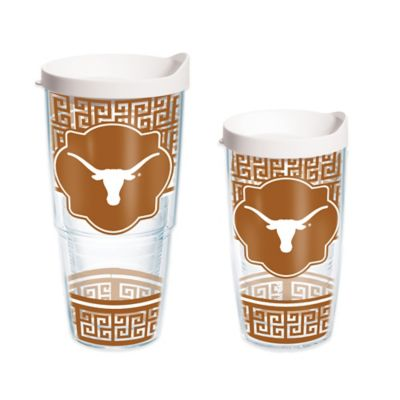 Tervis® University of Texas Geometric Wrap 16 oz. Tumbler with Lid