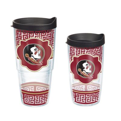 Tervis® Florida State University Geometric Wrap 16 oz. Tumbler with Lid