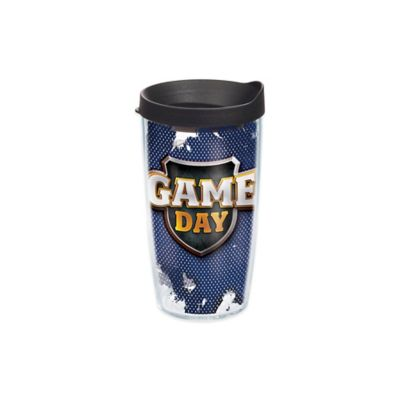 Tervis® Game Day Wrap 16 oz. Tumbler with Lid