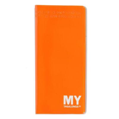 Travel Document Organizer in Orange