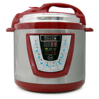 Red Pressure Cookers
