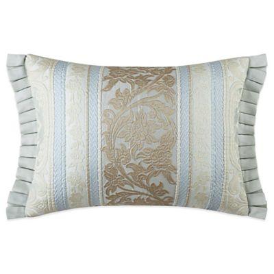 J. Queen New York™ Marcello Boudoir Throw Pillow in Ivory