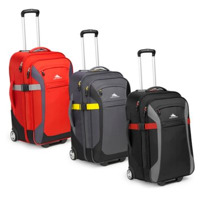 High Sierra® Sportour 25-Inch Carry-On Wheeled Upright in Red