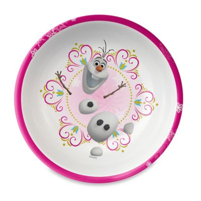 "Zak! Designs® Disney® ""Frozen"" Kid's Bowl"