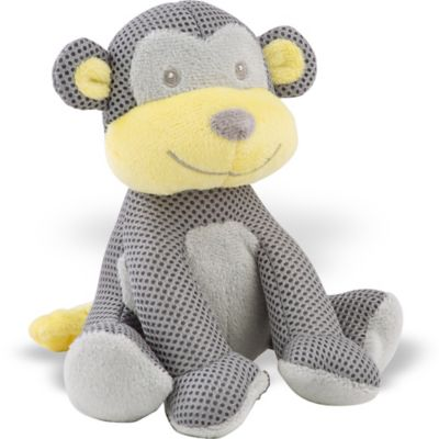 BreathableBaby® Mesh Monkey in Grey