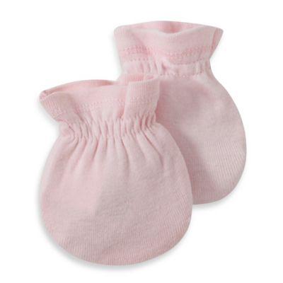 Burt's Bees Baby® Organic Cotton Mittens in Pink