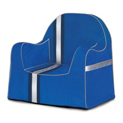 P'kolino® Classically Cool Little Reader Chair in Racing Stripe