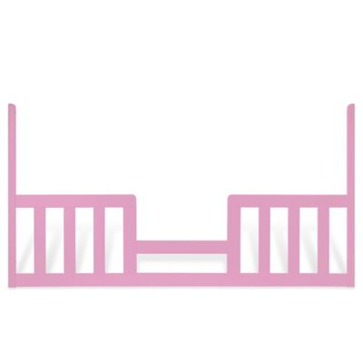 Child Craft™ Toddler Guard Rail for London Euro Style 3-in-1 Convertible Crib in Pink